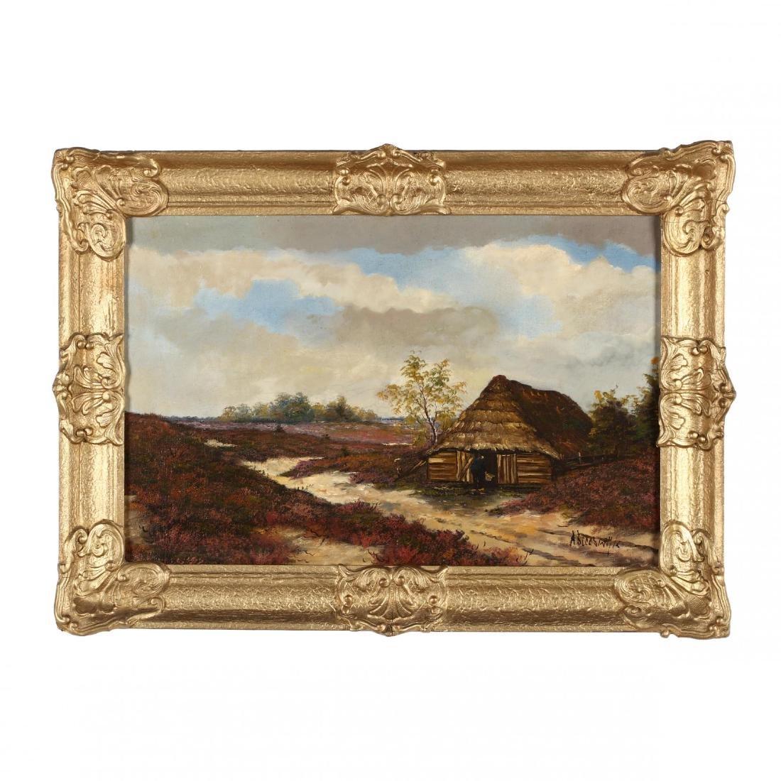 Alexander Cornelis Sleeswijk (Dutch, 1870-1945),