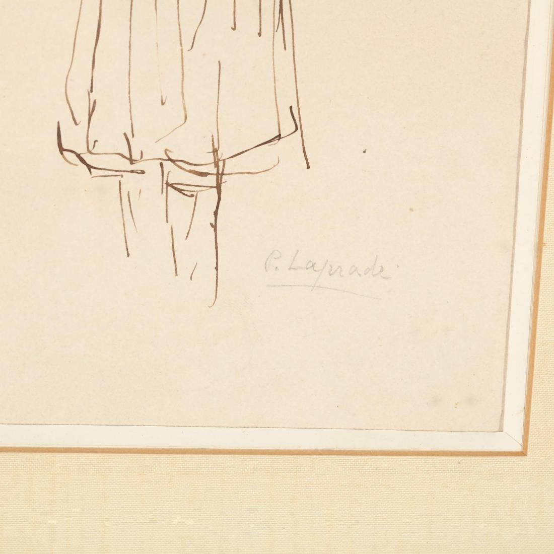 Pierre Lapadre (France, 1875-1931), Sketch of a Young - 3