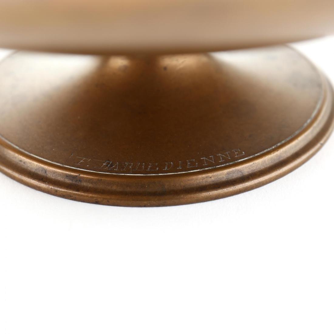 Ferdinand Barbedienne, Neoclassical Bronze Tazza - 5