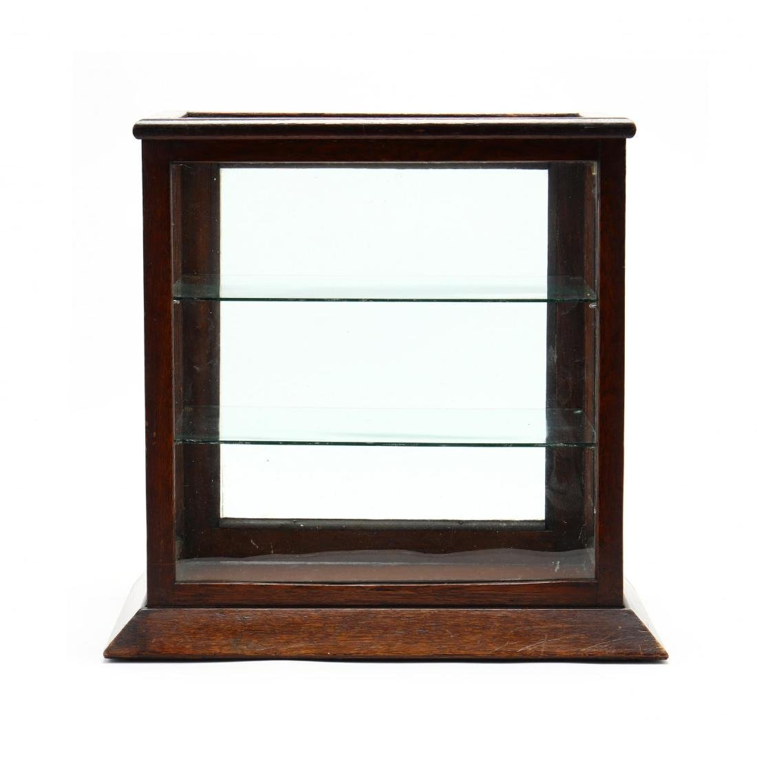 Antique Country Store Counter Top Display Case - 5