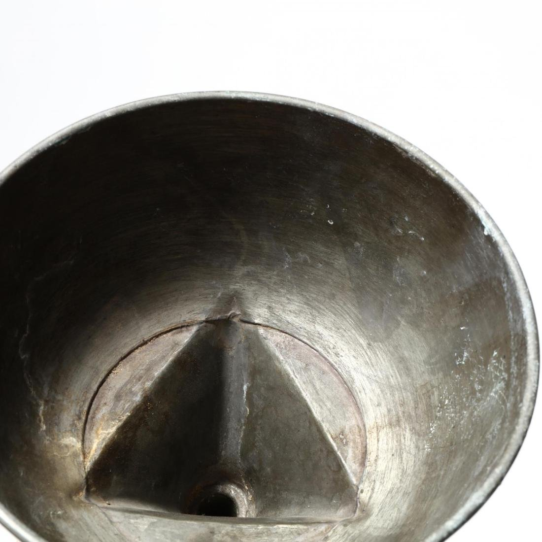 Five Antique Copper Kitchen Accessories - 3