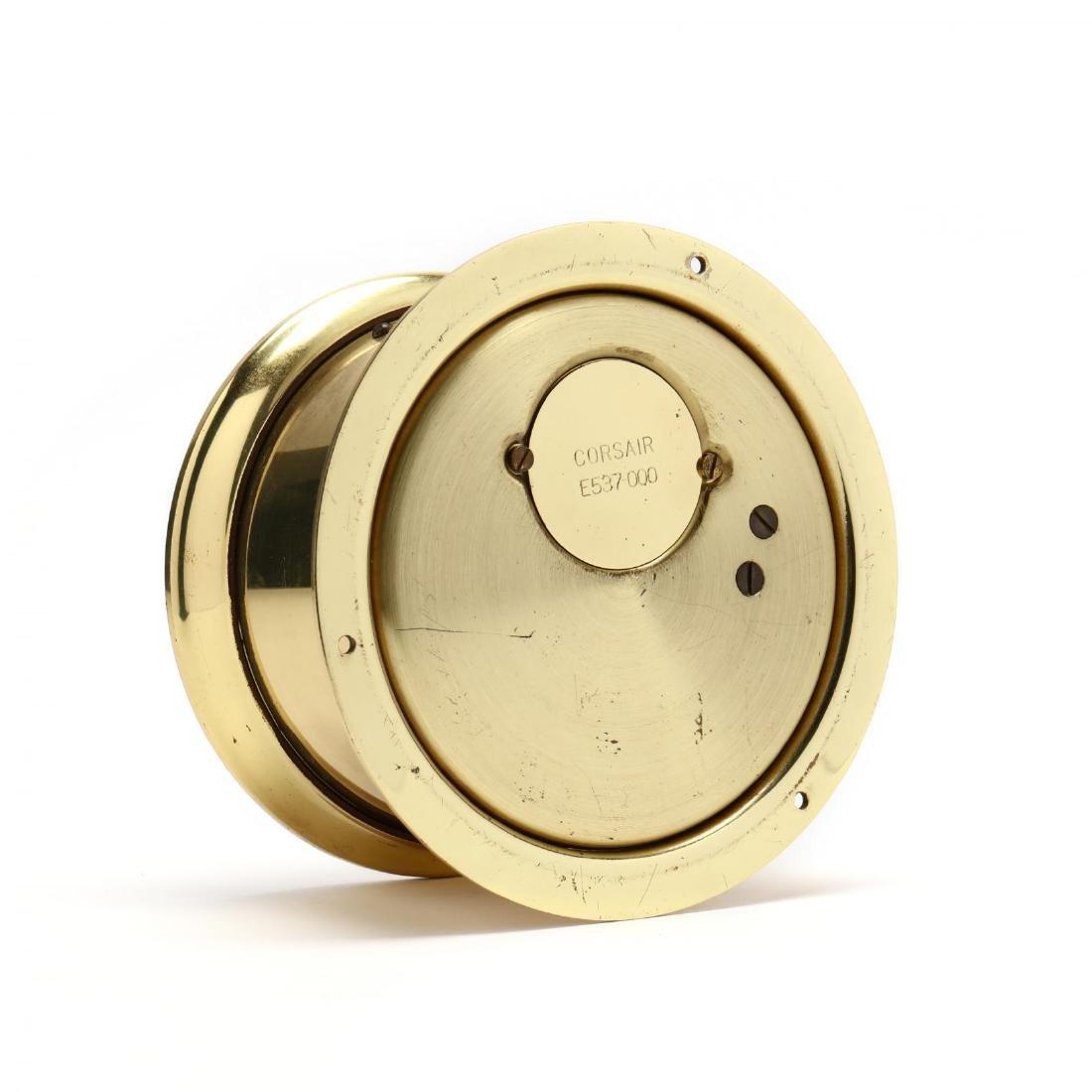 Seth Thomas Ship's Clock - 3