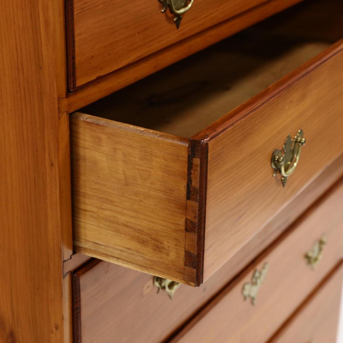 Federal Pine Chest of Drawers - 3
