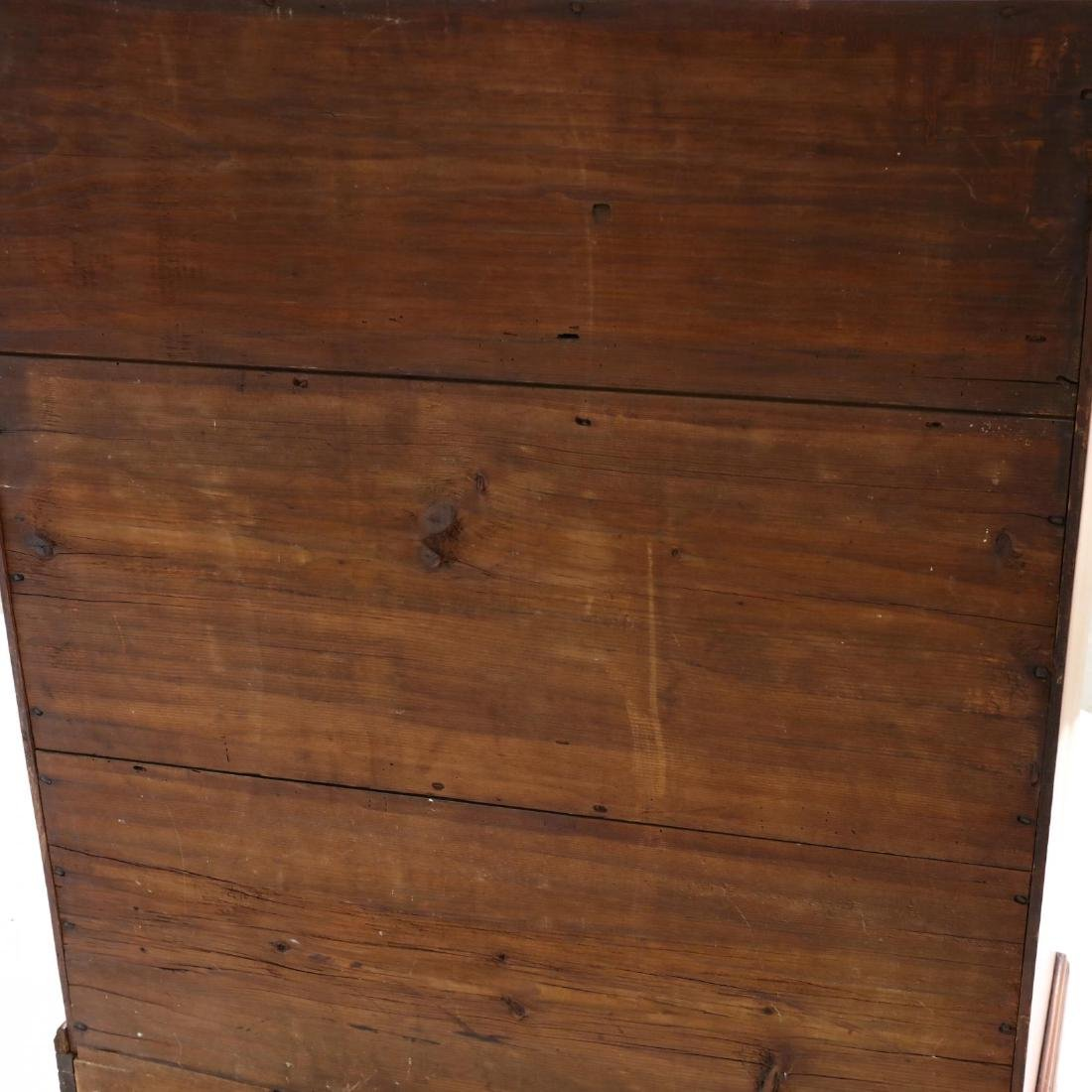 Federal Pine Chest of Drawers - 5