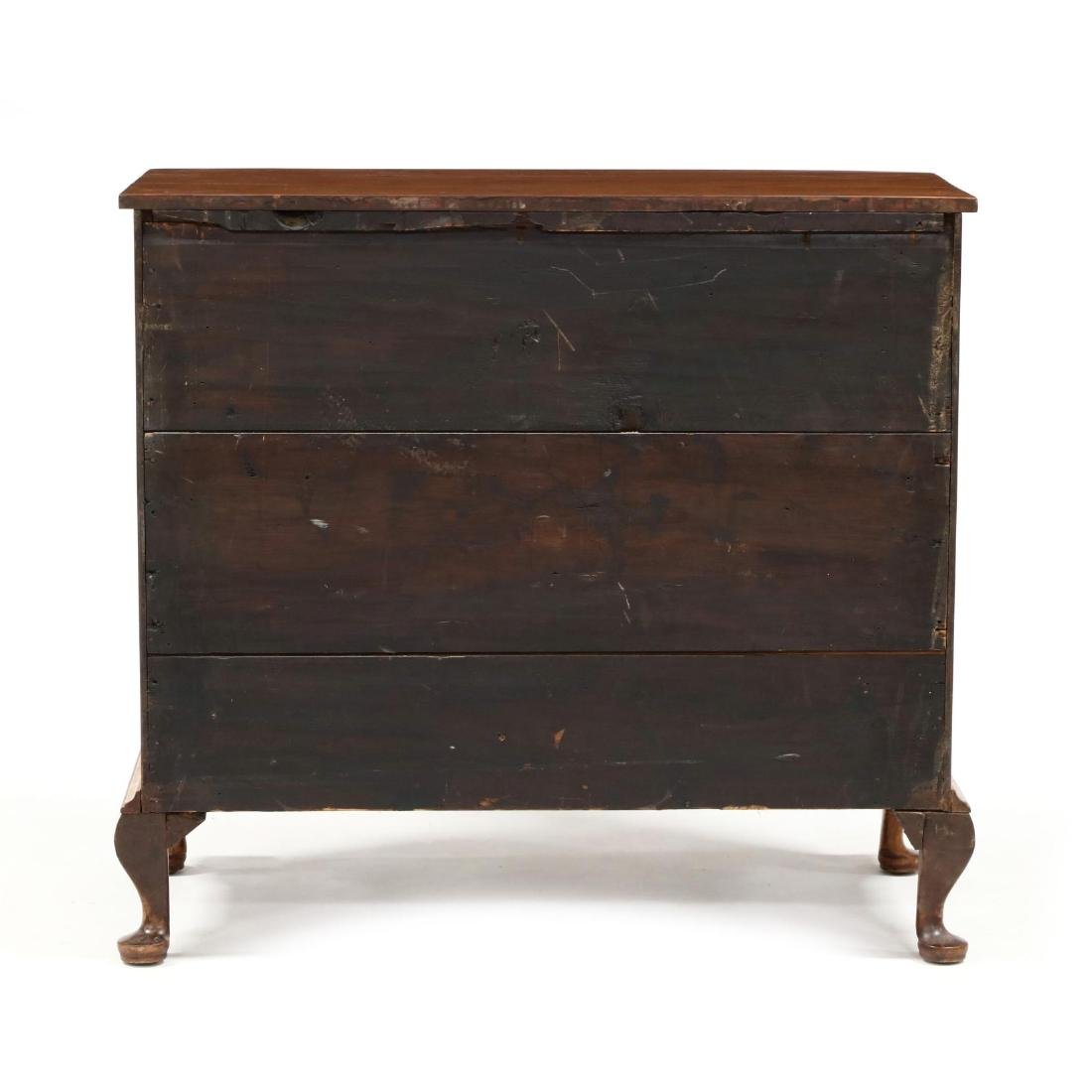 American Queen Anne Cherry Chest of Drawers - 5