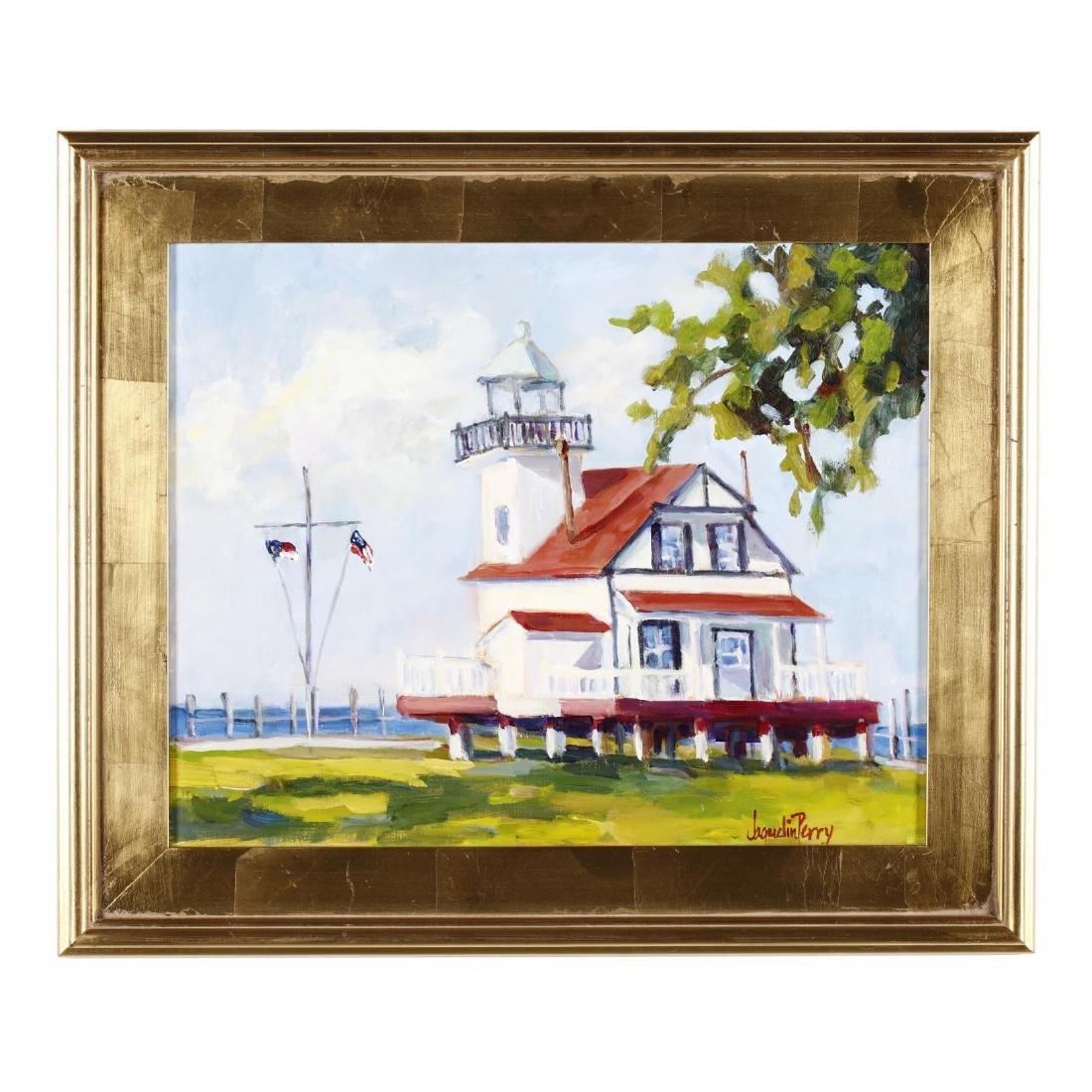 Jacqueline Perry (NC),  Edenton Lighthouse