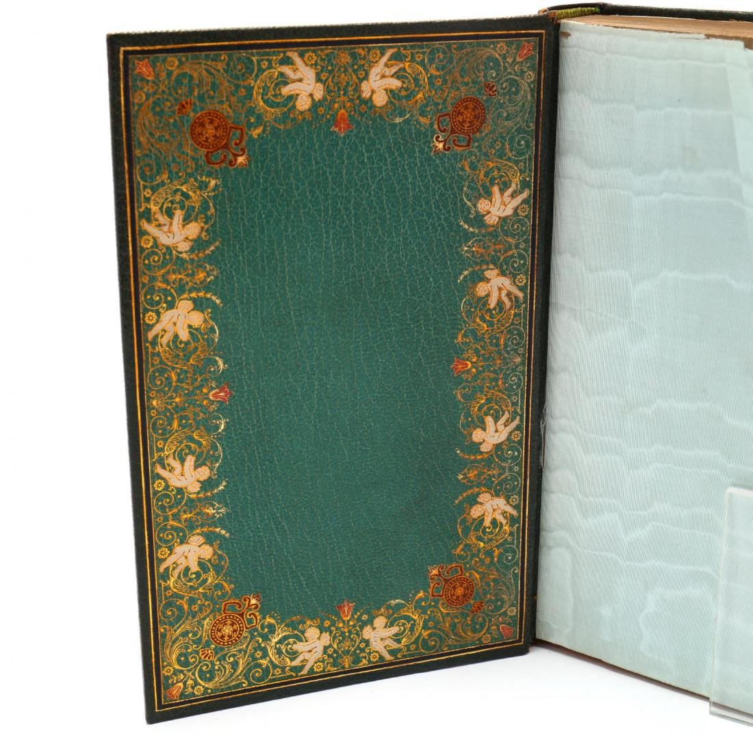 Emile Zola,  A Page of Love  with Fore-edge Paintings - 10