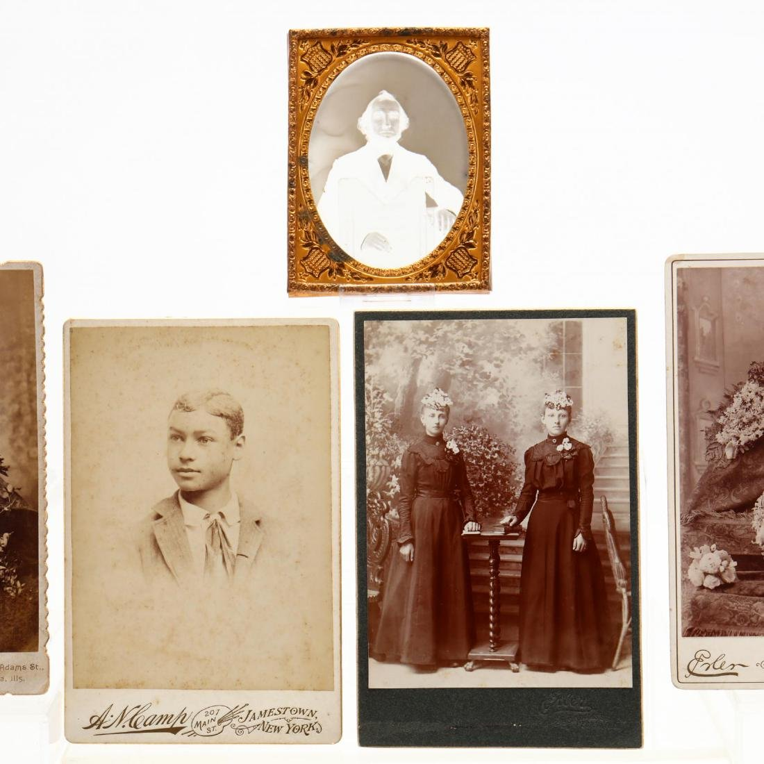 Large Grouping of Mostly 19th Century Photographs - 3