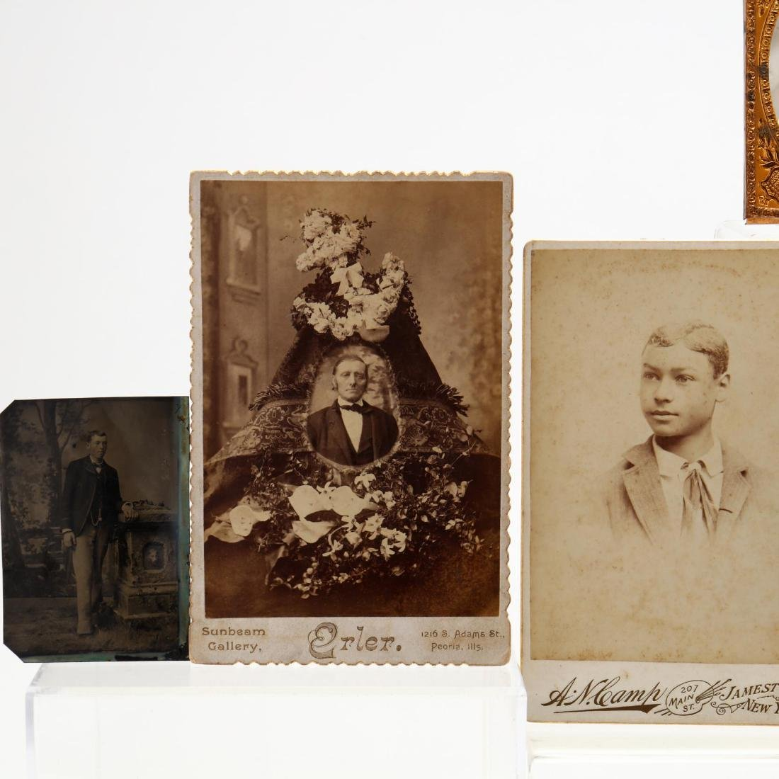 Large Grouping of Mostly 19th Century Photographs - 4