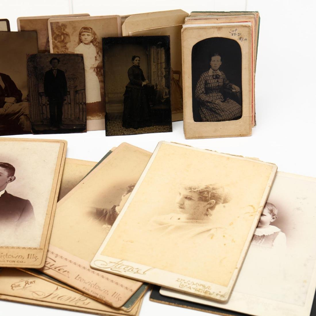 Large Grouping of Mostly 19th Century Photographs - 7