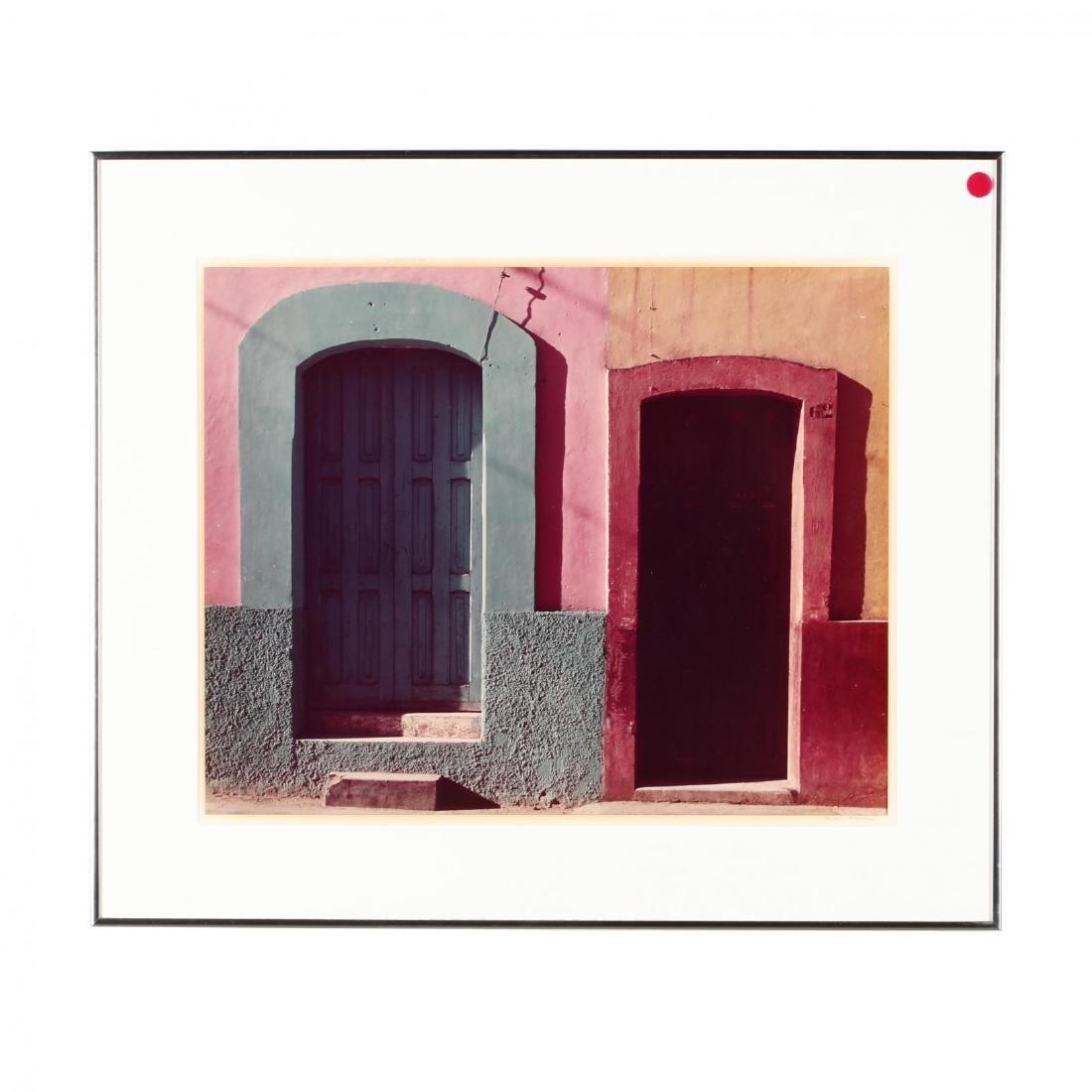 Steve Crouch (1915-1983),  Two Doors, Santiago del