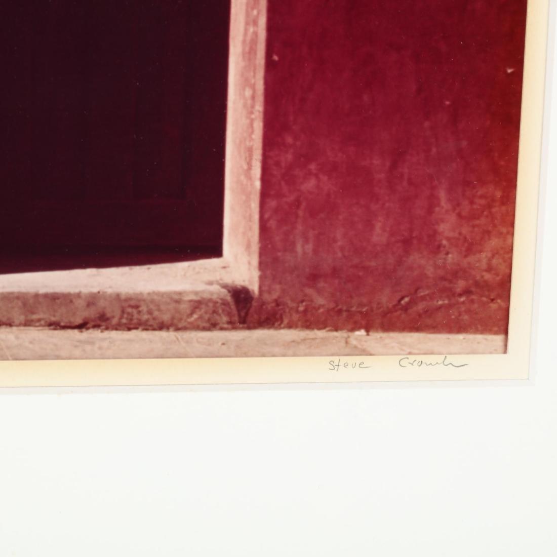 Steve Crouch (1915-1983),  Two Doors, Santiago del - 2