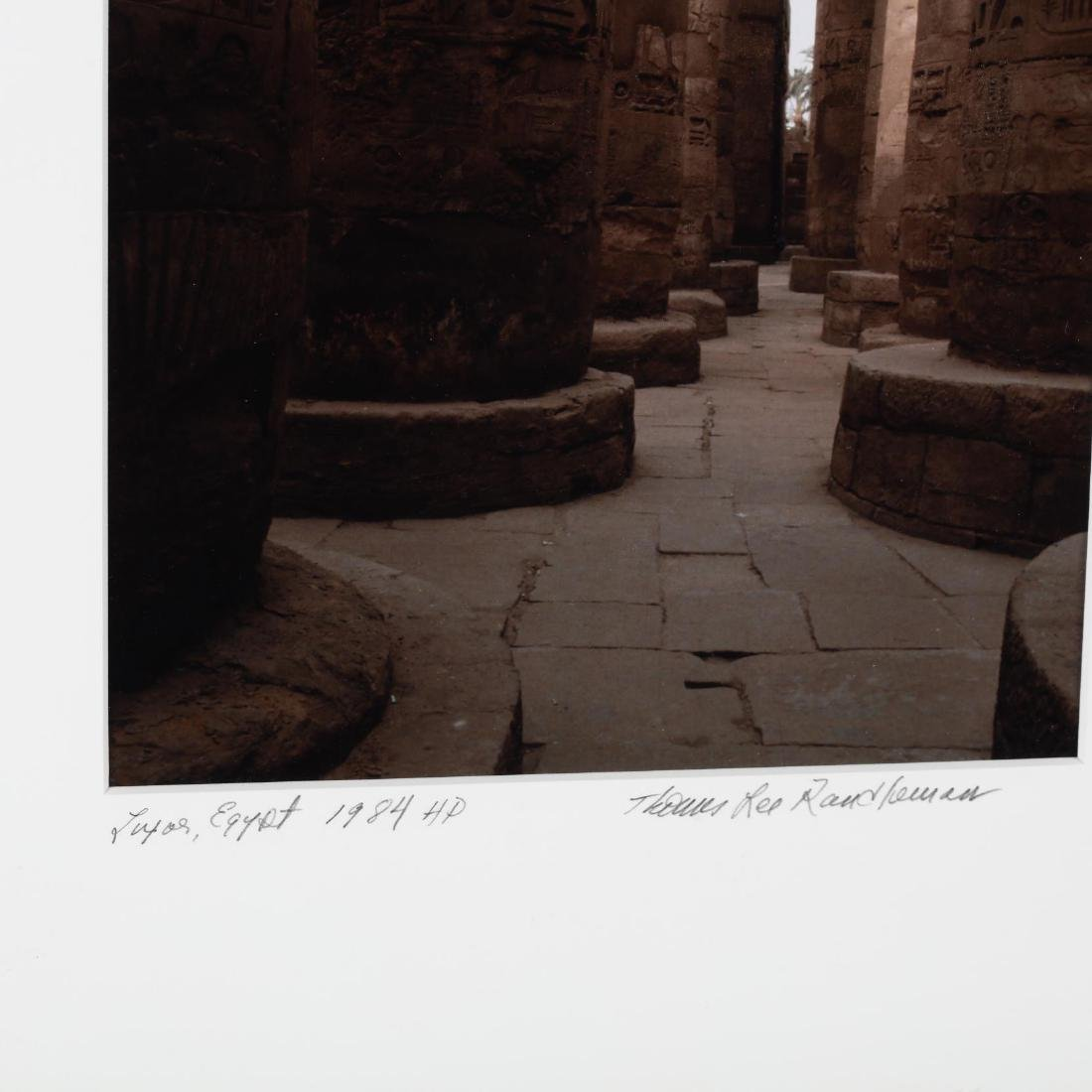 Thomas Lee Randleman (OH, 20th/21st Century),  Luxor, - 2