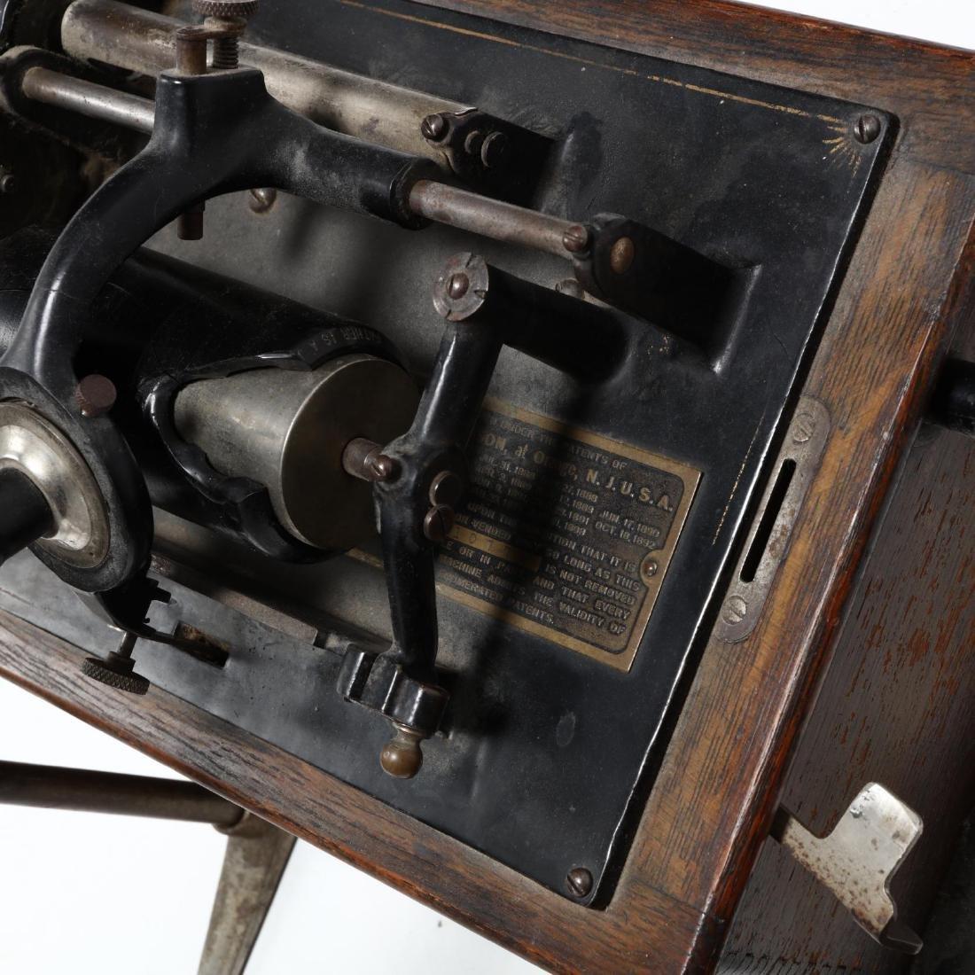 Edison Standard Phonograph - 4