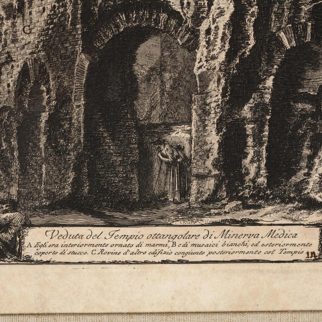 Giovanni Battista Piranesi (Italian, 1720-1778), - 4