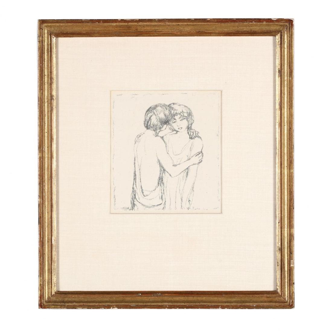 Pierre Bonnard (French, 1867-1947),  Daphnis and Chloé - 2