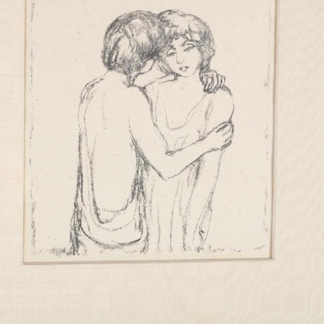 Pierre Bonnard (French, 1867-1947),  Daphnis and Chloé - 3