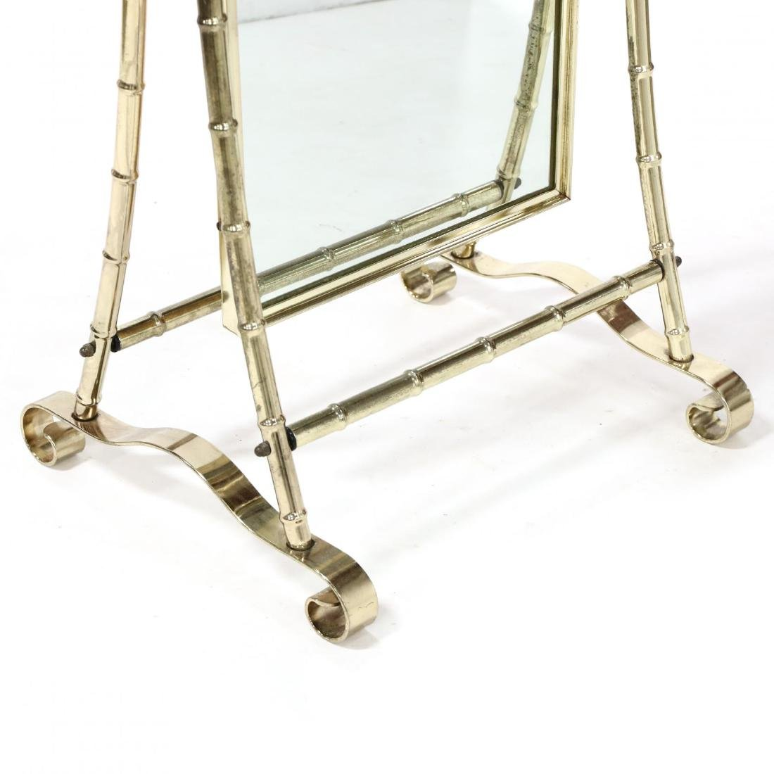 Hollywood Regency Style Cheval Mirror - 2