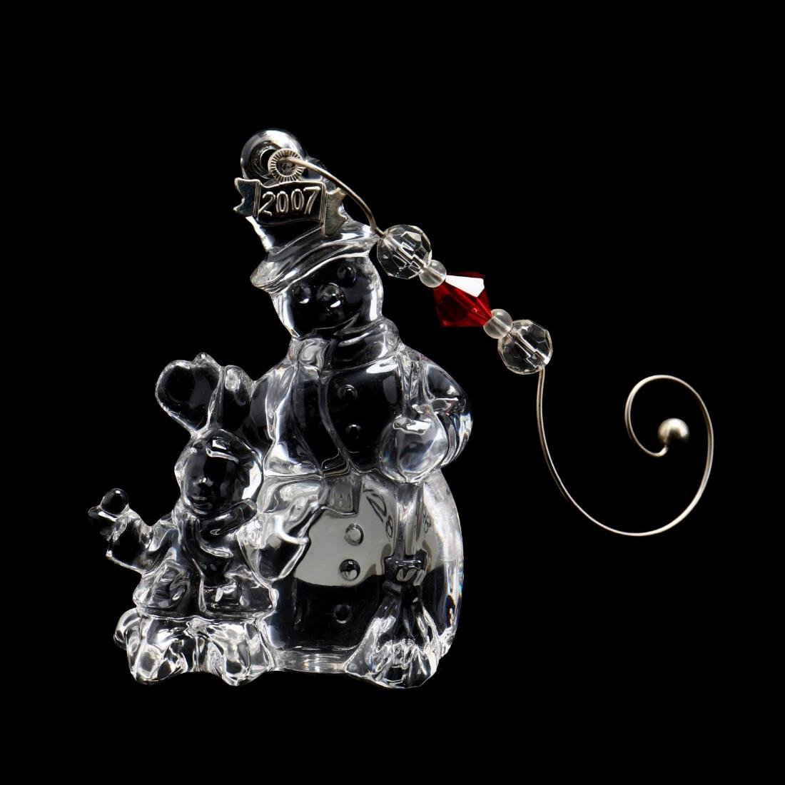 A Collection of Eight Waterford Crystal Christmas - 3