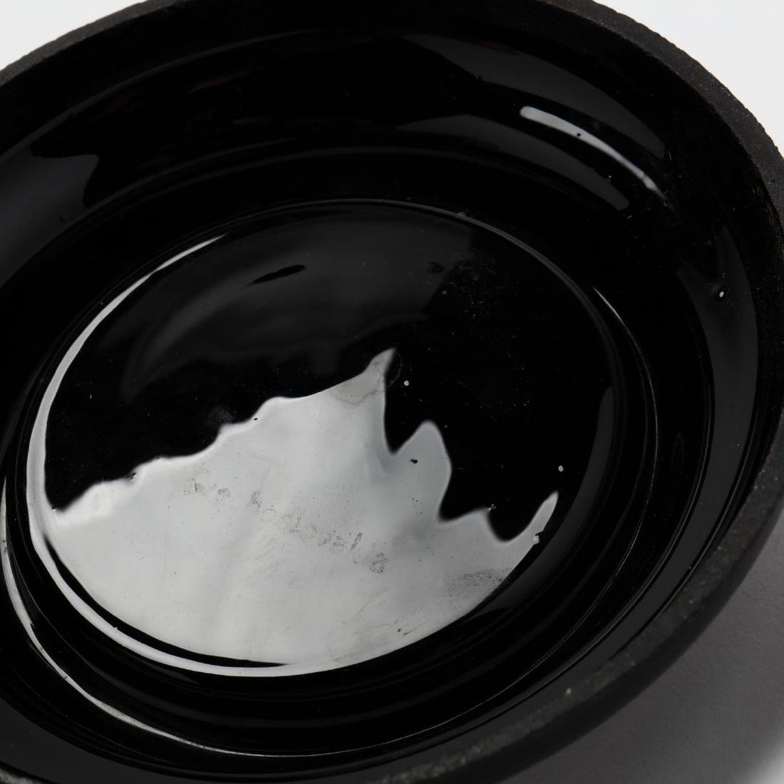 Czechoslovakian Tango Glass Lidded Dish - 4