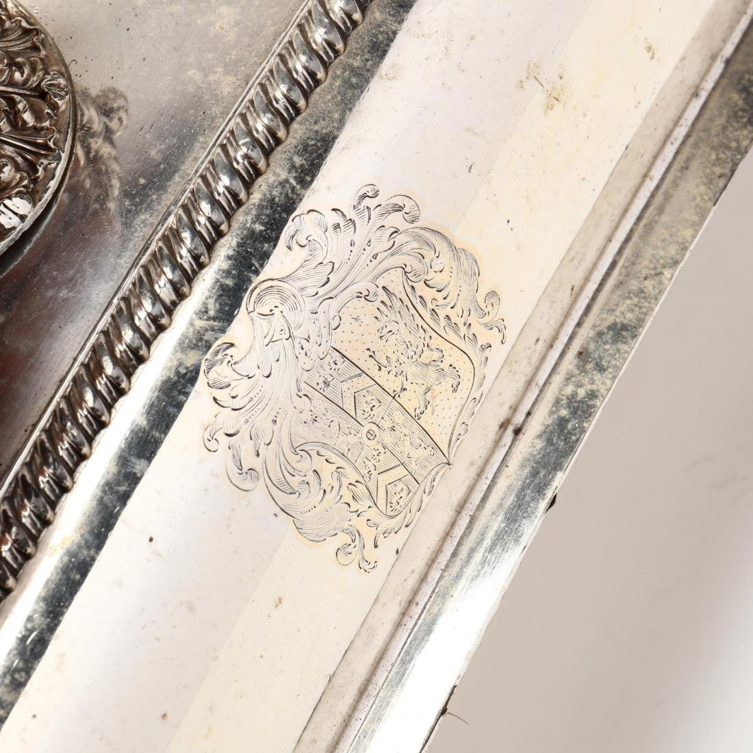 Three Antique & Vintage Silverplate Entrée Servers - 6