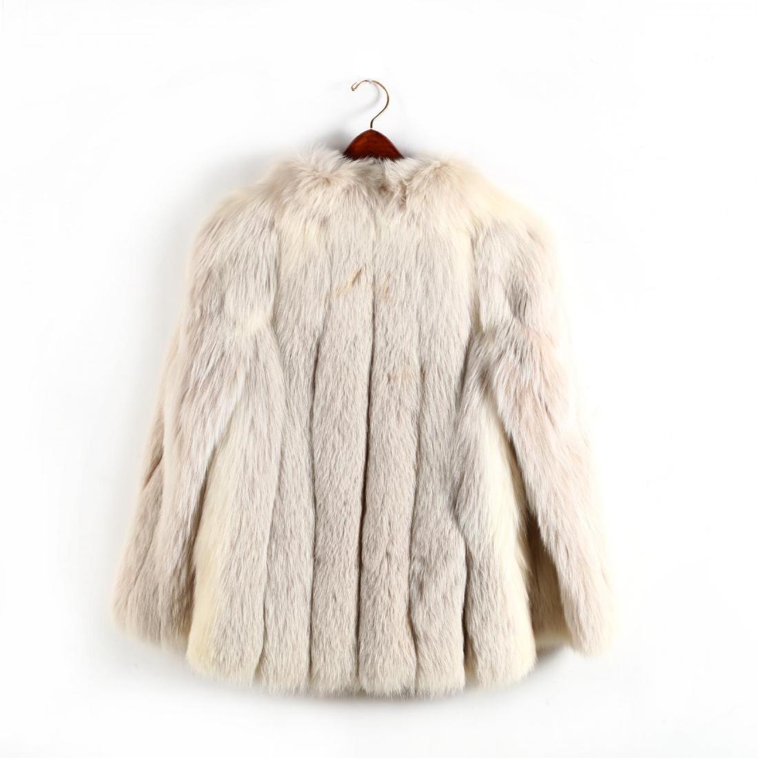Ladies Fox Fur Jacket - 2