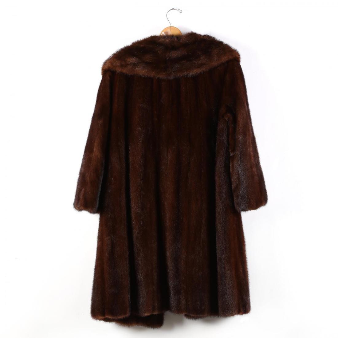 Ladies Vintage Mink Coat - 2