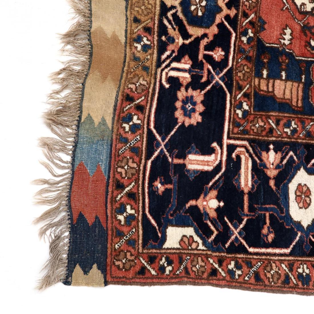 Heriz Style Carpet - 3
