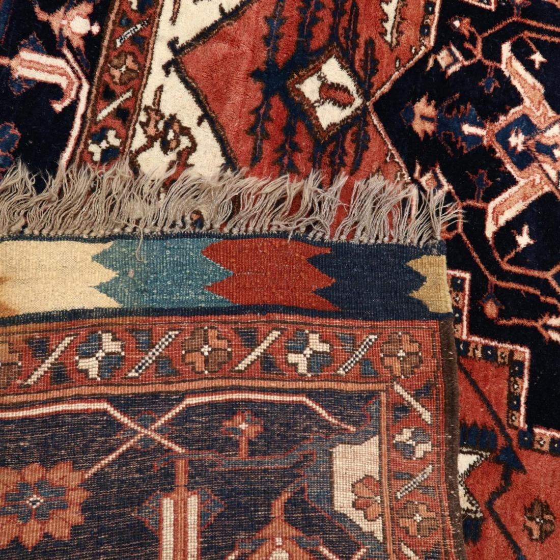 Heriz Style Carpet - 4