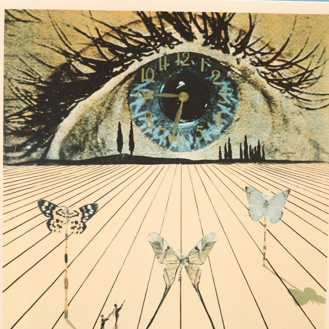 Salvador Dalí (Spanish, 1904-1989),  Eye of Surrealist - 4