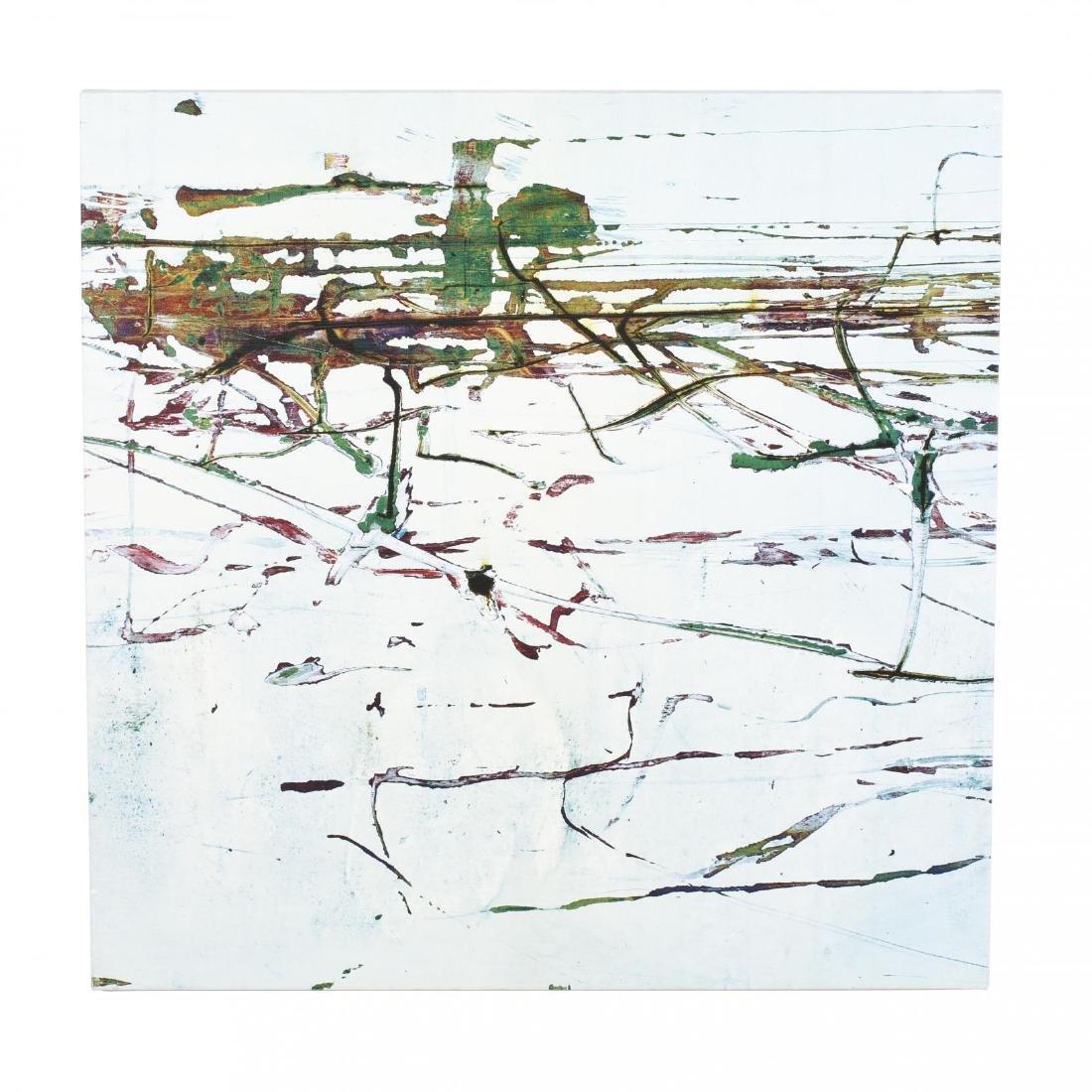 Baker,  Confetti Abstract II & III - 2