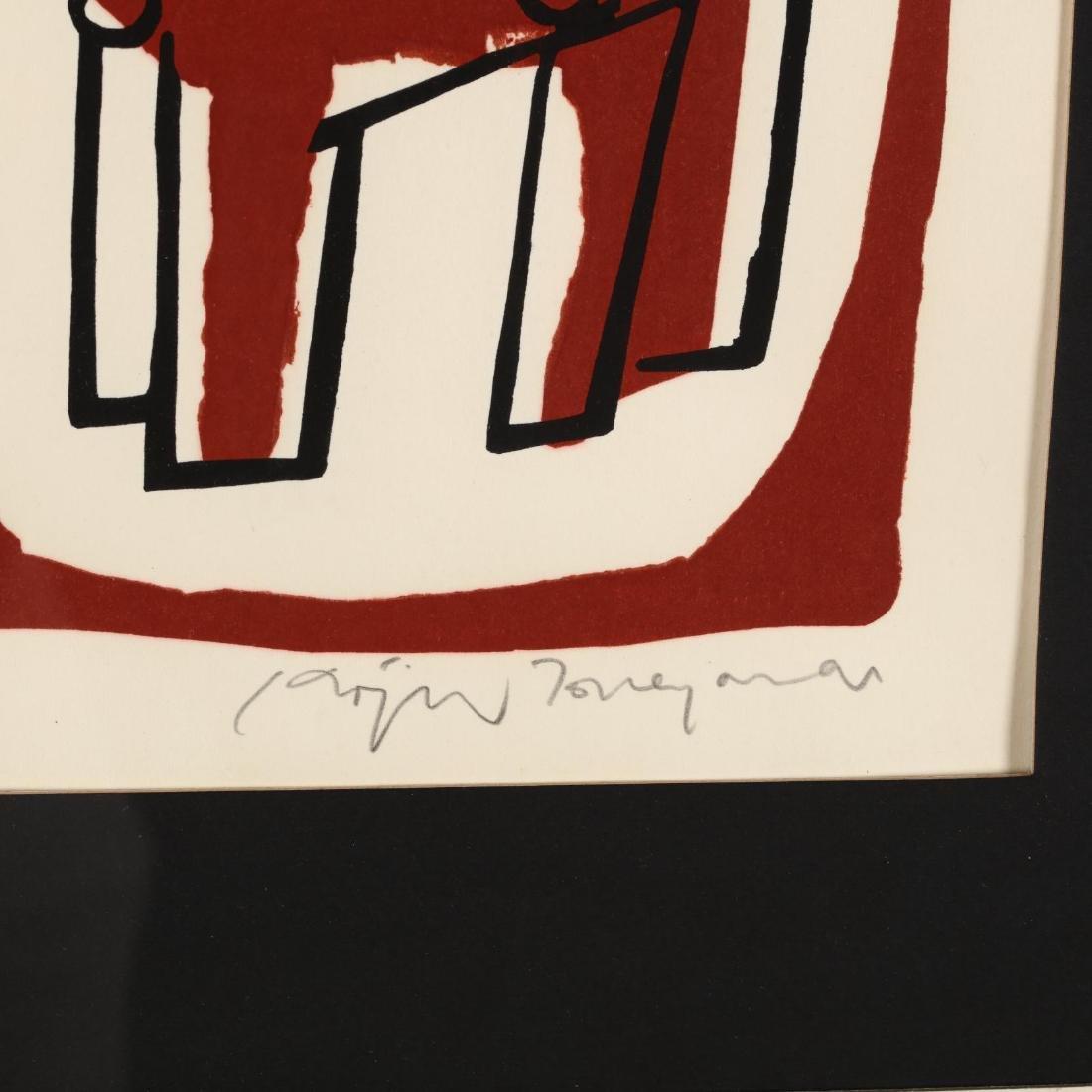 Modernist Print of a Horse - 2