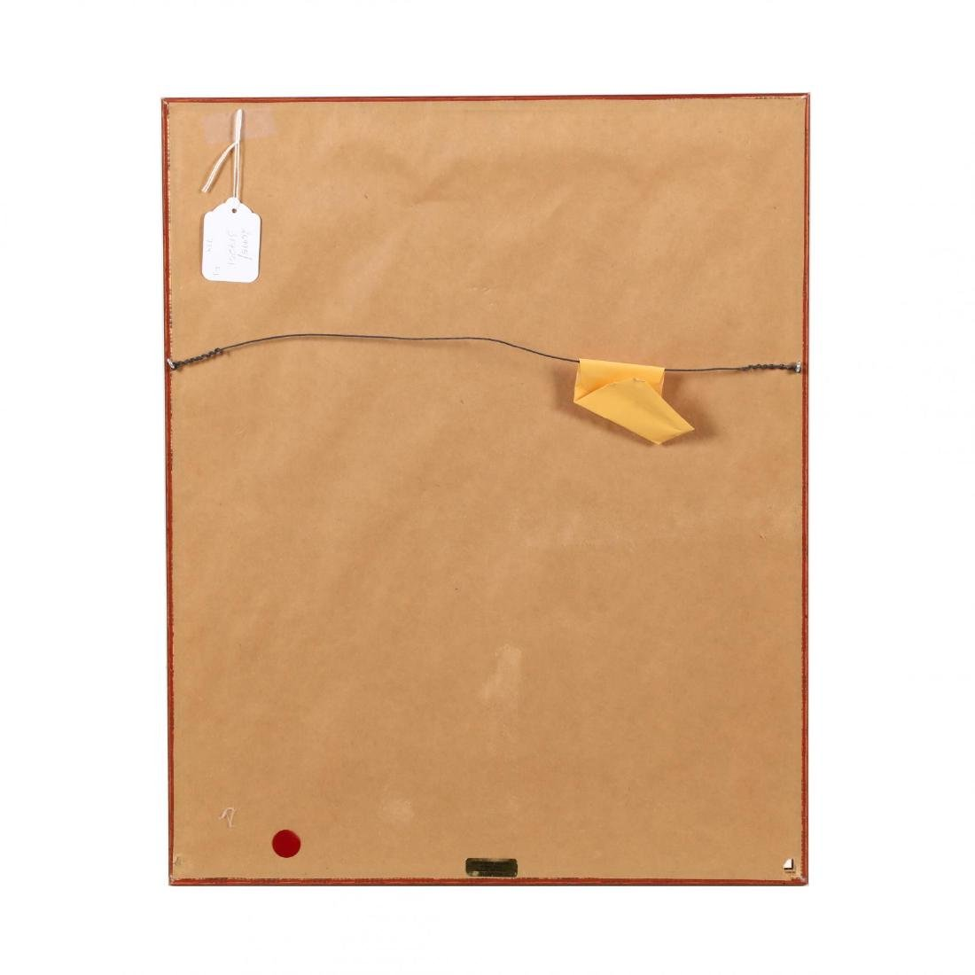 Marcie Jan Bronstein (ME),  'Wheels, Window, Barrel,' - 4