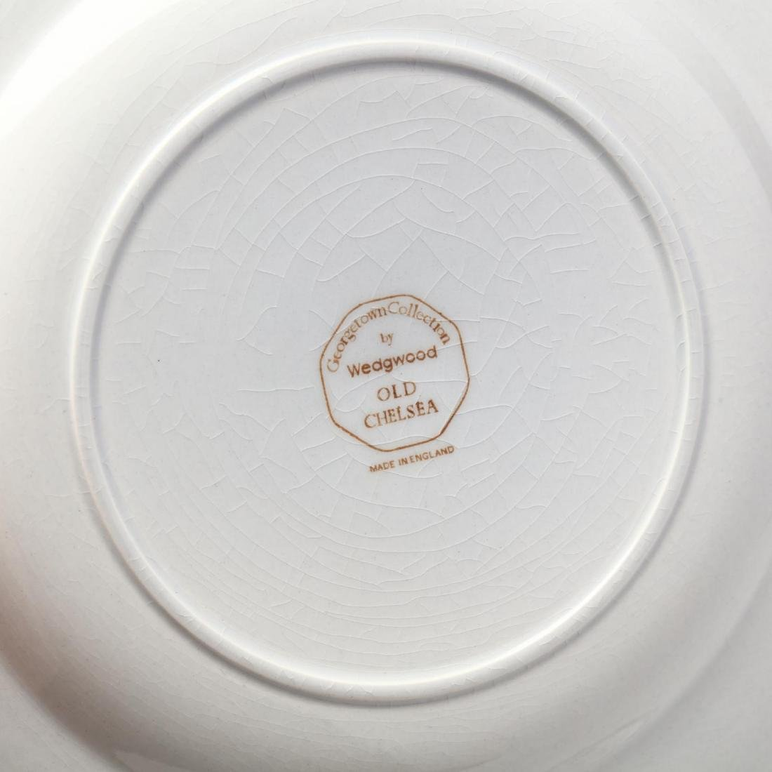 (65) Pieces of Wedgwood  Old Chelsea  Dinnerware - 5
