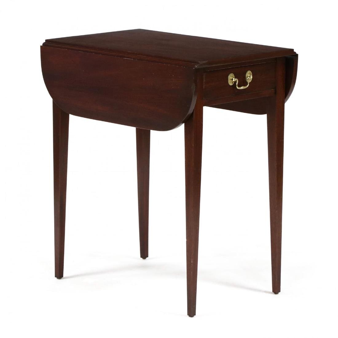 Henkel Harris, Mahogany Pembroke Table