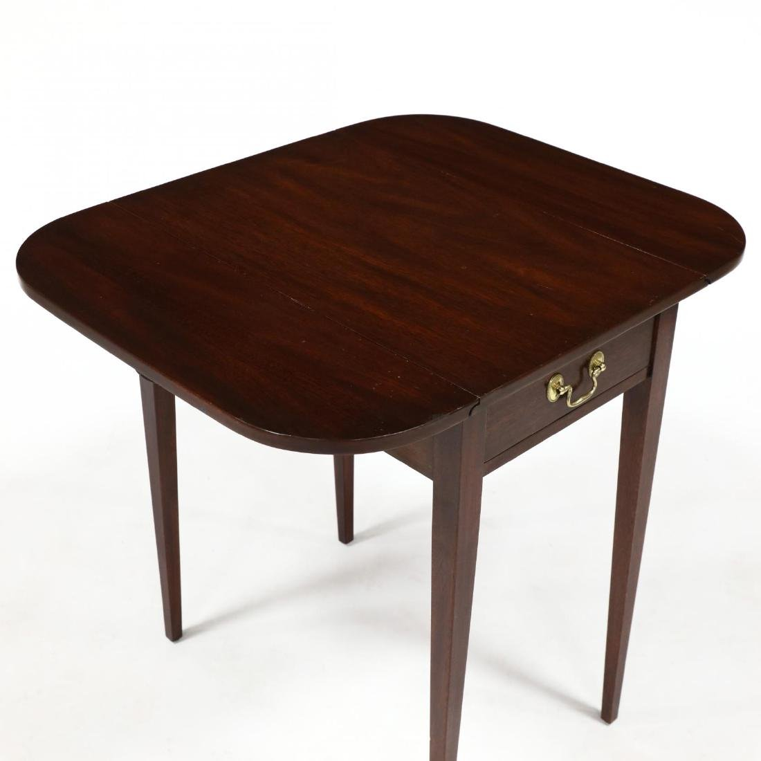 Henkel Harris, Mahogany Pembroke Table - 2