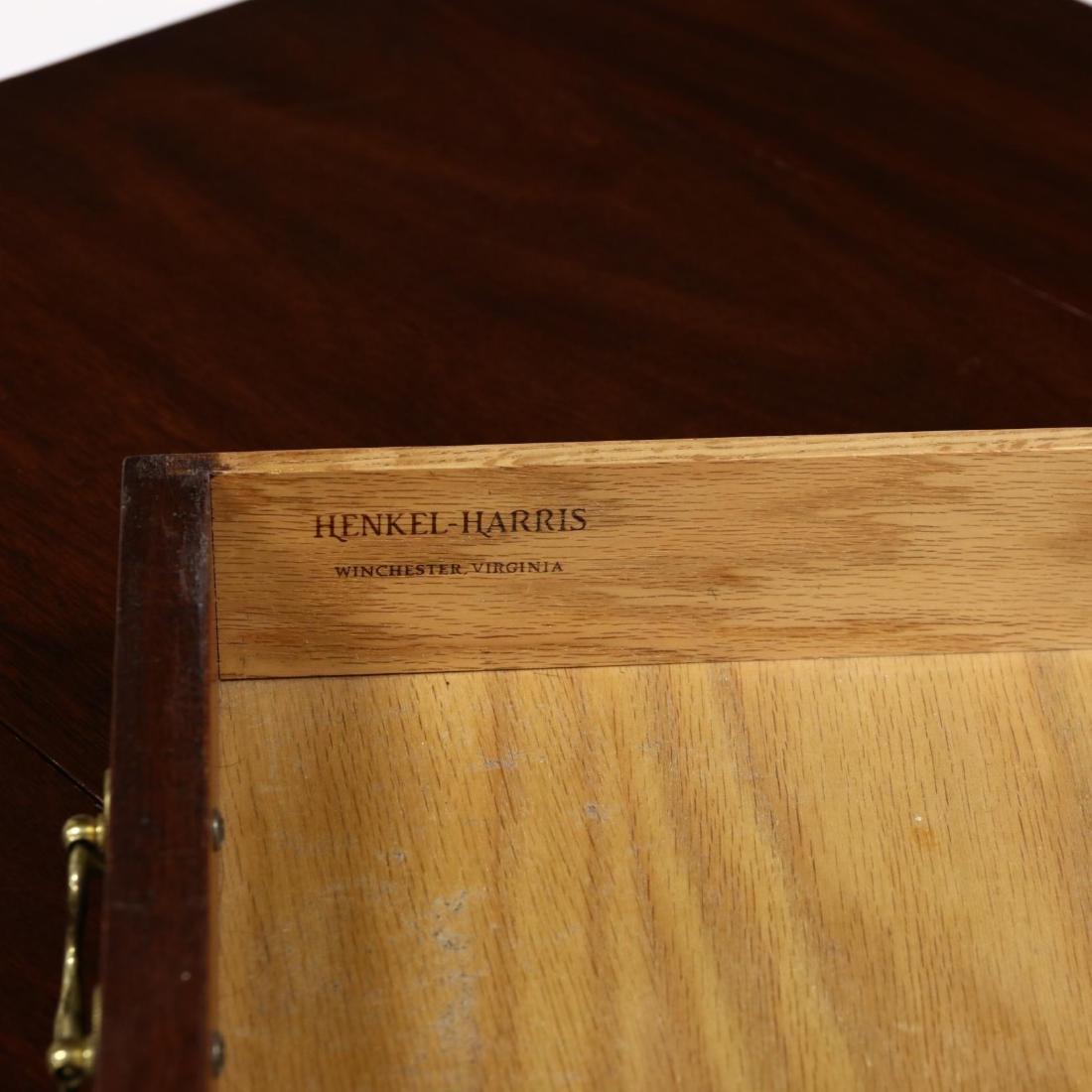 Henkel Harris, Mahogany Pembroke Table - 3