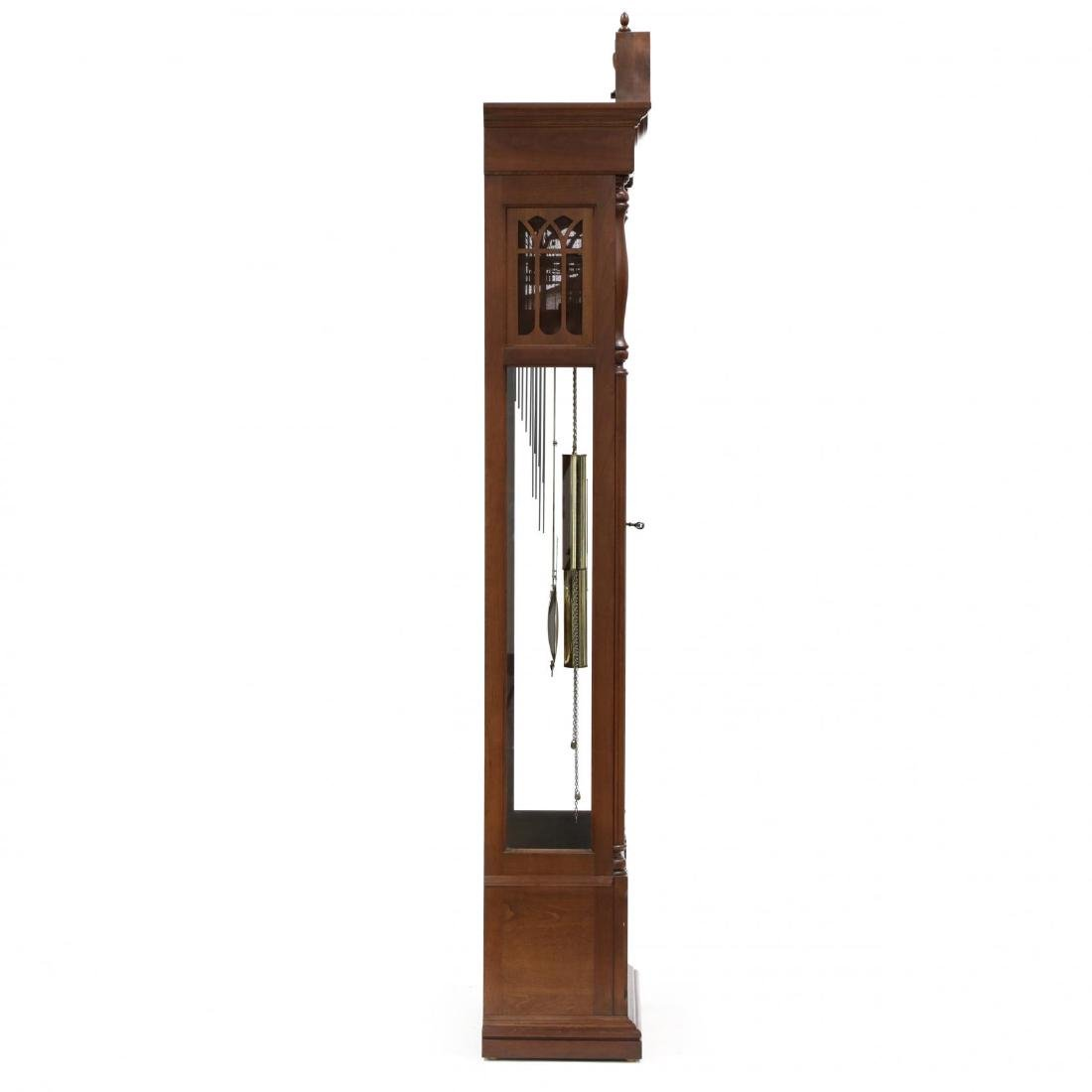 Colonial Manufacturing, Federal Style Cherry Tall Case - 5