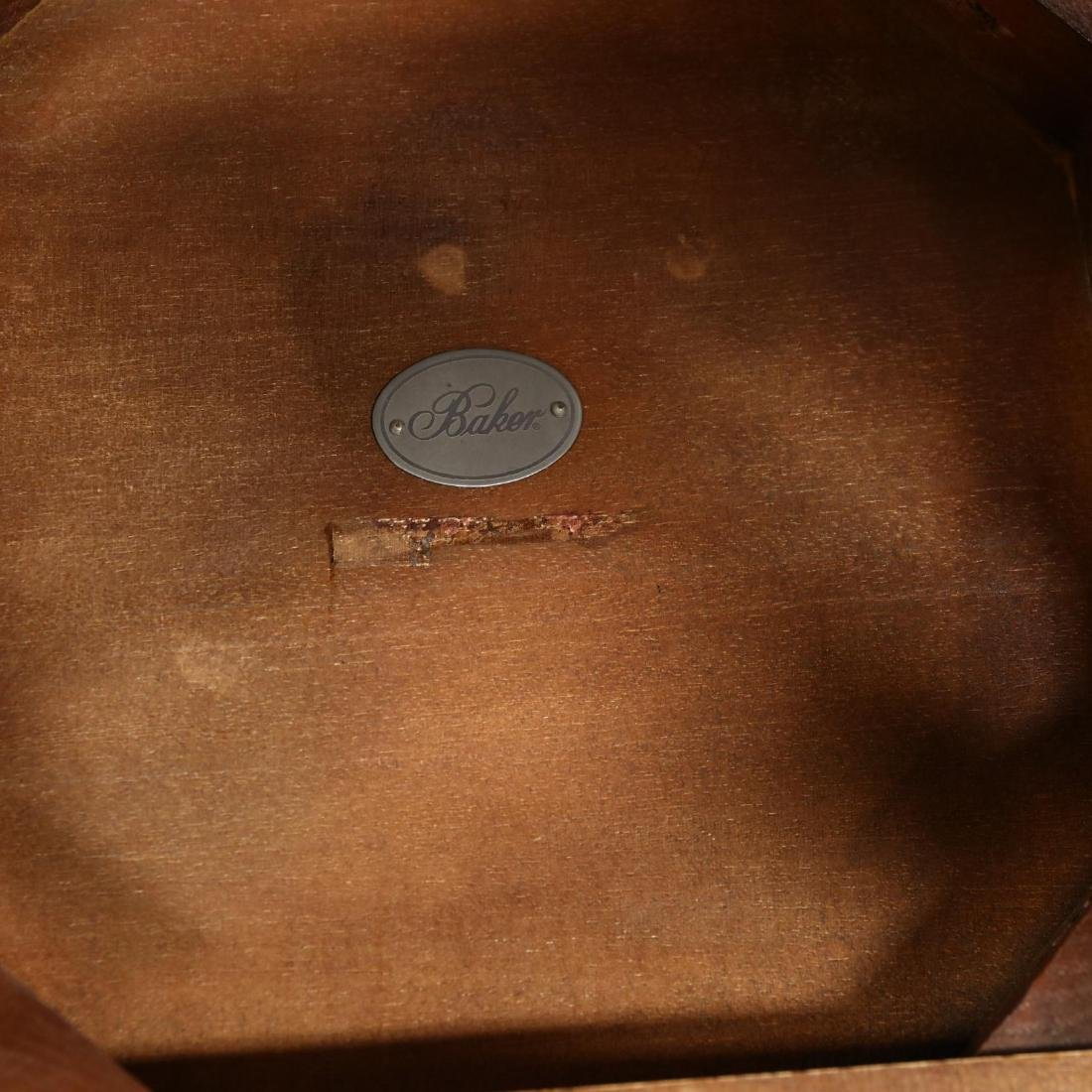 Baker, Pair of Mahogany Nesting Tables - 4