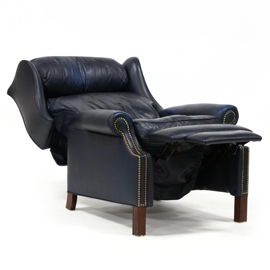 Hancock & Moore, Leather Upholstered Recliner - 2