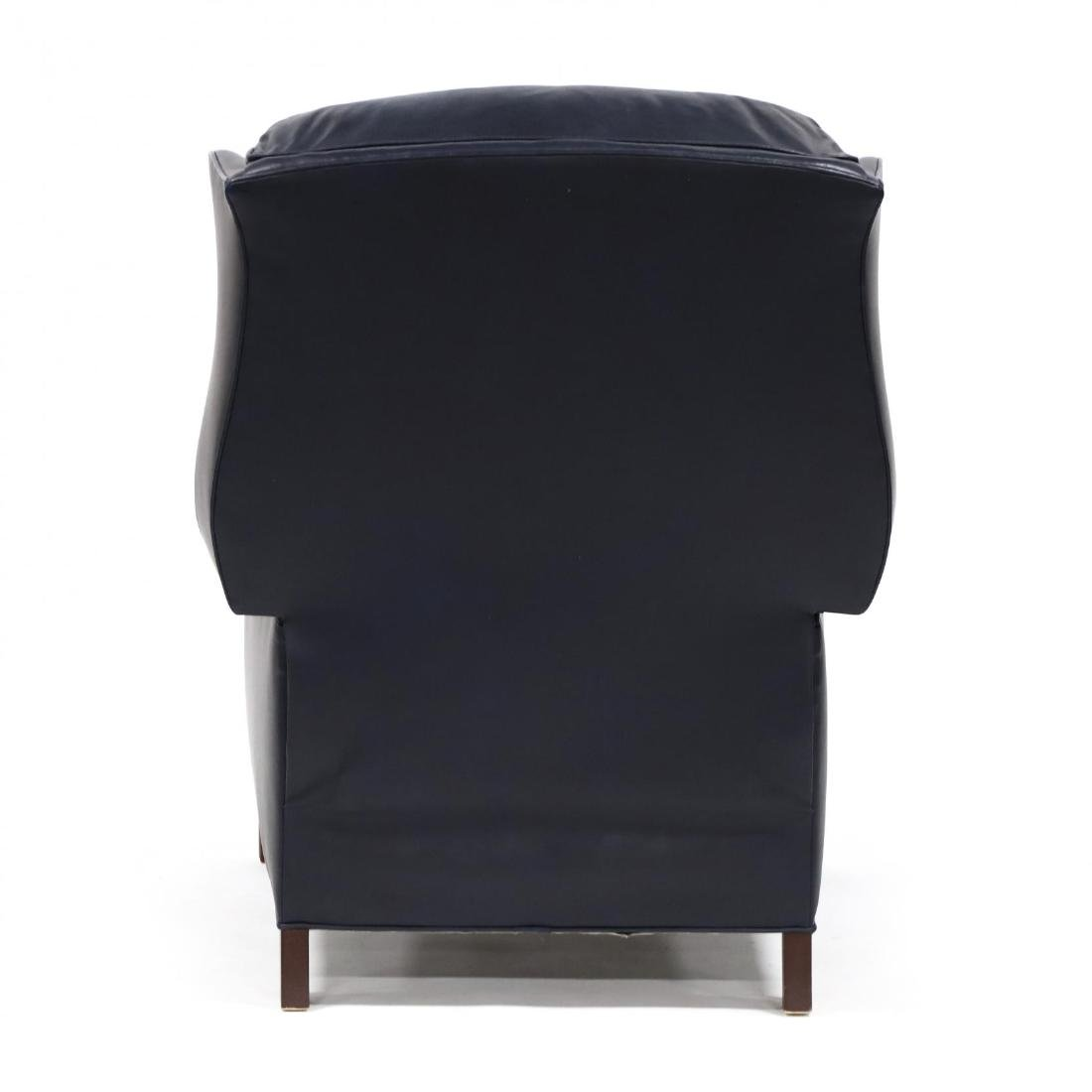 Hancock & Moore, Leather Upholstered Recliner - 5