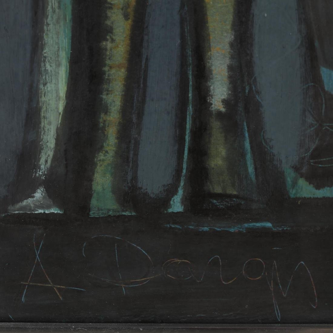 Alfonsas Dargis (1909-1996), Untitled (Girl with Horse) - 2