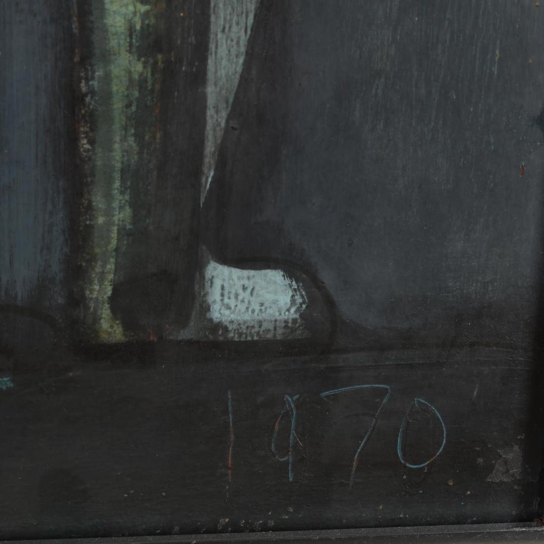 Alfonsas Dargis (1909-1996), Untitled (Girl with Horse) - 3