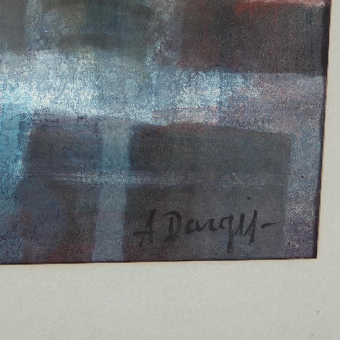 Alfonsas Dargis (1909-1996), Two Original Works - 3