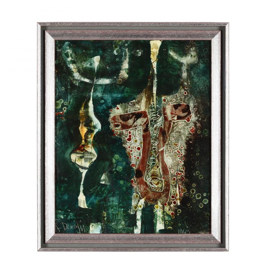 Alfonsas Dargis (1909-1996), Untitled