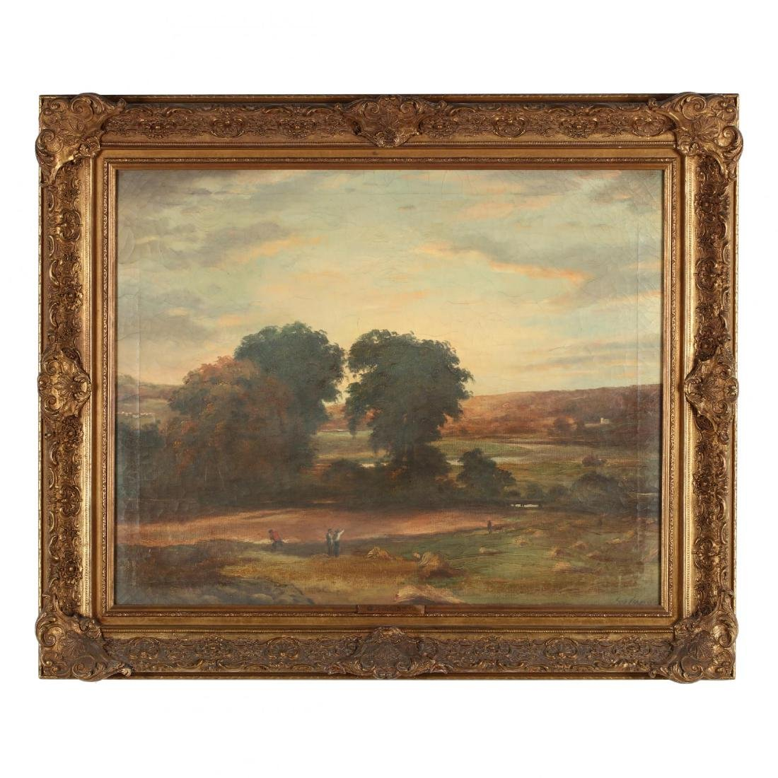after George Inness Jr. (1854-1926), Clearing the