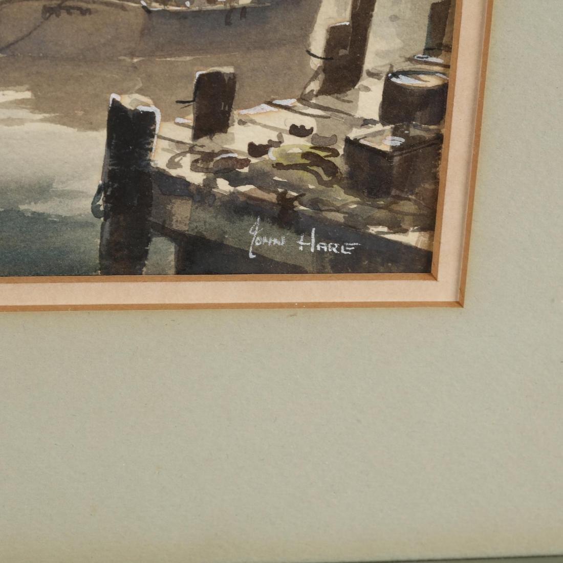 John Cuthbert Hare (American, 1908-1978), Pair of - 5