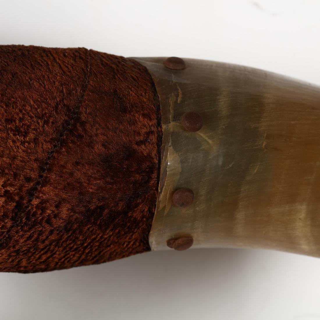An Antique Horn Arrangement, att. Texas - 4