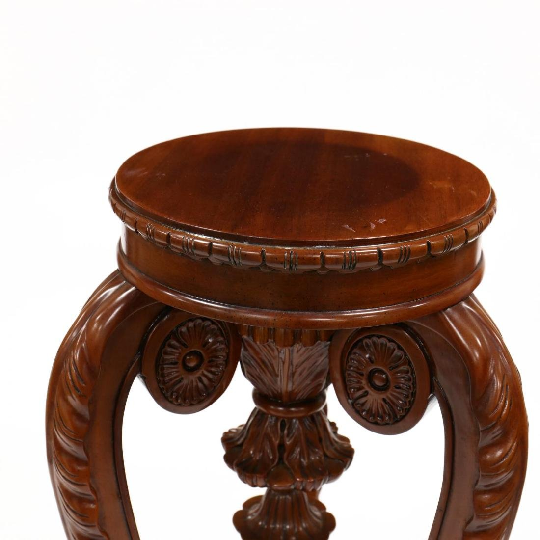 Pair of Neoclassical Style Pedestals - 2