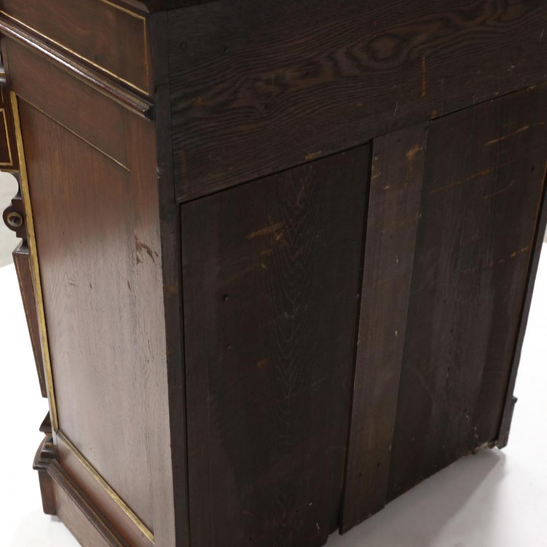 American Renaissance Revival Marble Top Cabinet - 6